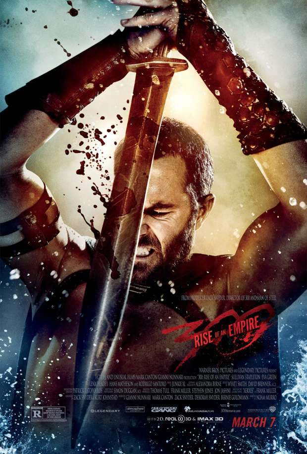 300: Rise of an Empire - Nuovo poster