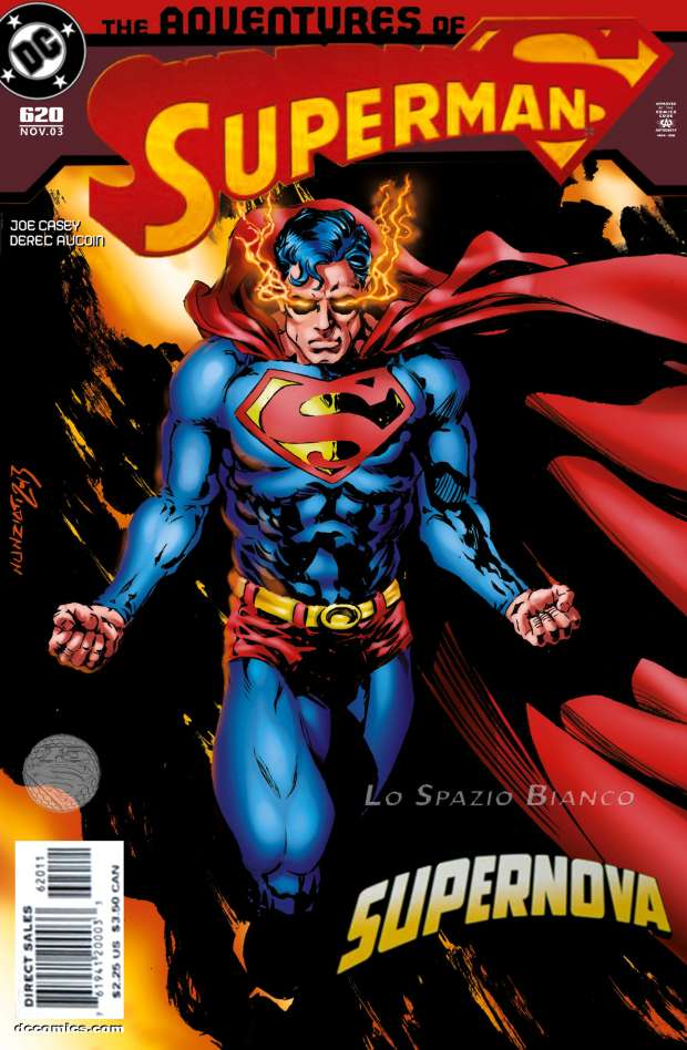 Adventures of Superman #620 - Riccardo Nunziati