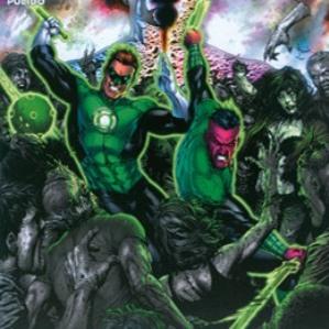 Lanterna Verde #21 (AA.VV.)