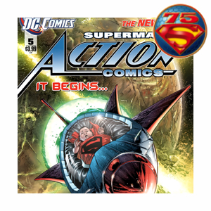L'Action Comics di Grant Morrison: Superman e il sense of wonder