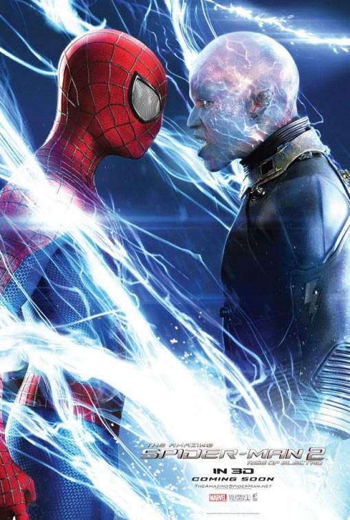 The Amazing Spider-Man 2: terzo poster internazionale