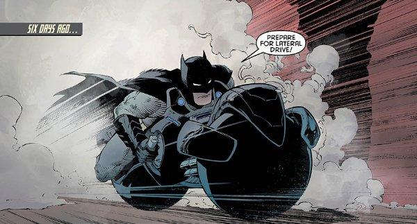 Batman #21 (Snyder, Capullo, Layman, Fabok, Higgins, Booth)