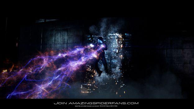The Amazing Spider-Man 2: nuova immagine di Electro