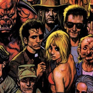 Garth Ennis – Preacher: il prete, il vampiro e la bounty killer