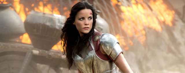 Jaimie Alexander guest star in Marvel's Agents of S.H.I.E.L.D.