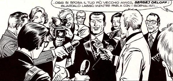 Martin Mystère #330 - Il Matrimonio di Sergei Orloff (Recagno/Esposito Bros)_BreVisioni