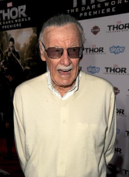Forbes: Stan Lee tra celebrità più influenti del 2014