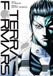 """""""Terra Formars"""", il nuovo manga Star Comics, in edicola dal 6 Febbraio"""