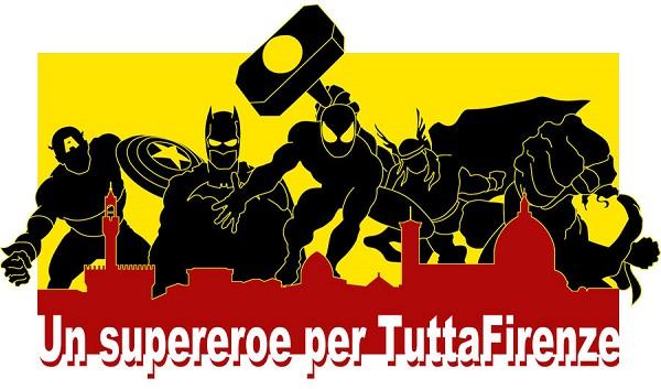 """Il giornale web TuttaFirenze.it e la Scuola Internazionale di Comics presentano il concorso: """"Un supereroe per TuttaFirenze"""""""