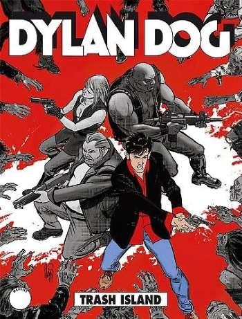 Dylan Dog #328 - Trash Island (Mignacco, Mari)