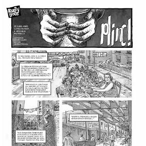 E' online il ventinovesimo episodio di Rusty Dogs disegnato da Michele Petrucci