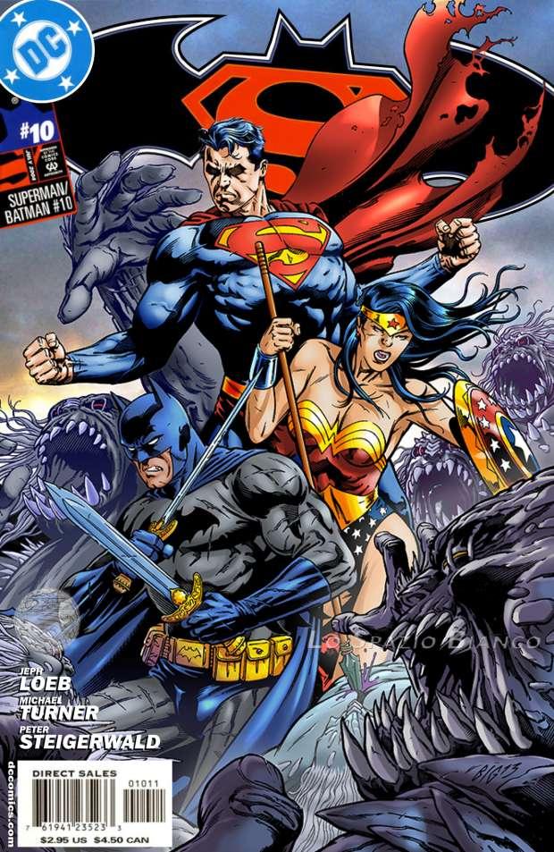 Superman Batman #10 – Alessandro Bignamini