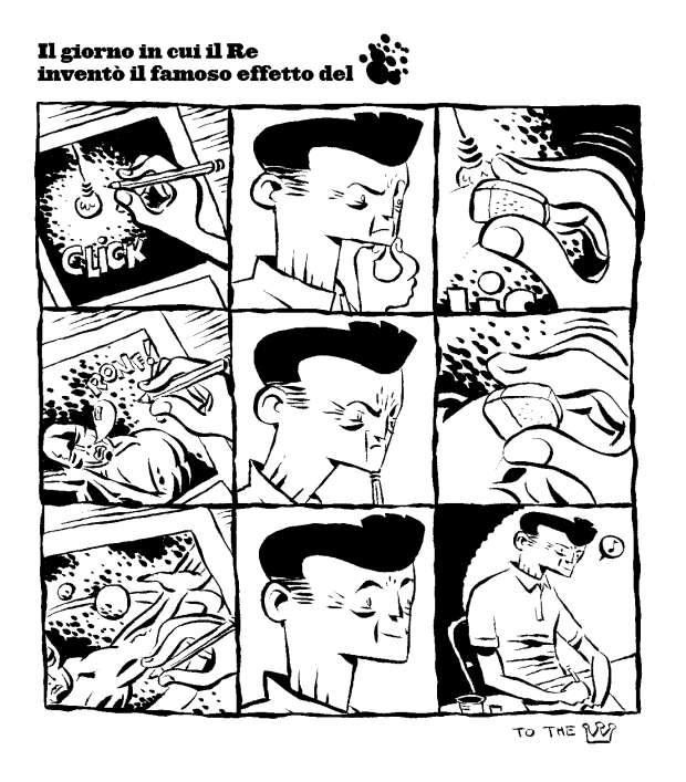 Omaggio al Re: artisti italiani onorano la memoria di Jack Kirby_Omaggi