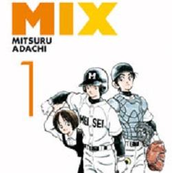 E' disponibile lo sfoglia online di Mix #1 di Mitsuru Adachi