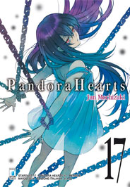 PandoraHearts17_Notizie