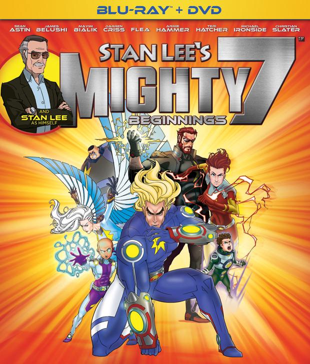 Nuvole di Celluloide - Batman vs. Superman, Avengers: Age of Ultron, Stan Lee's Mighty 7