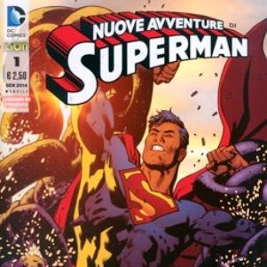 Le nuove avventure di Superman #1 (AA.VV.)
