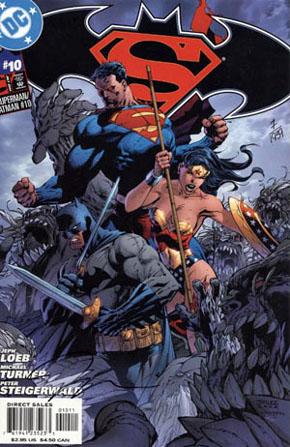 Superman Batman #10 - Alessandro Bignamini