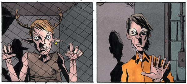 Sweet Tooth #3 - Eserciti di animali (Jeff Lemire)