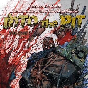 """A Mantova Comics 2014 BookMaker Comics presenta """"Into the Pit"""" di Stefano Cardoselli"""