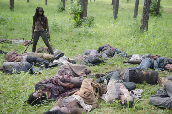 Ancora record di ascolti per The Walking Dead