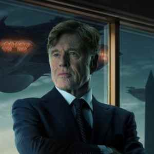 Captain America: The Winter Soldier – Il poster di Robert Redford
