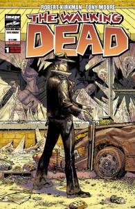 Iniziativa speciale di SaldaPress a partire da lunedì 10 febbraio: il numero 1 di The Walking Dead in omaggio