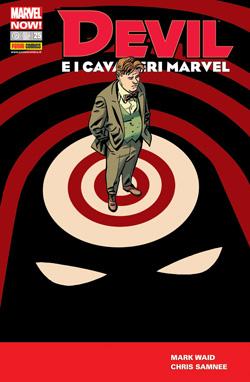 Devil_Cavalieri Marvel 25_Cover.indd