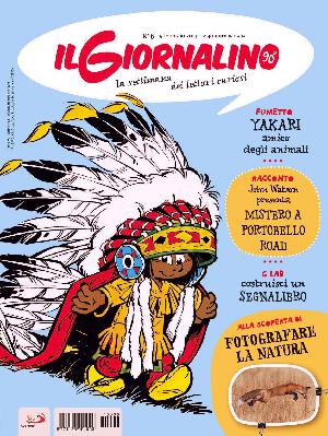 """Su Il Giornalino """"Yakari"""", il piccolo Sioux creato da Derib & Job"""