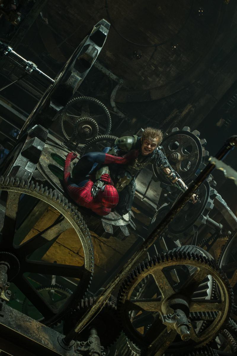 Ecco Goblin in The Amazing Spider-Man 2
