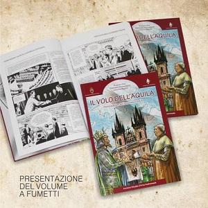 """Mostra e presentazione del volume """"Il Volo dell'Aquila"""" presso lo Studio d'arte Andromeda di Trento"""