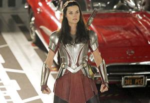 Prima immagine di Lady Sif in Agents of S.H.I.E.L.D.