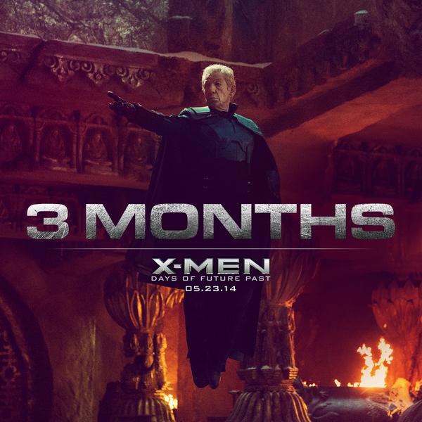 X-Men: Giorni di un Futuro Passato - nuova immagine Magneto