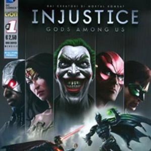 Injustice: God Among Us #1-4 (Taylor, Raapack, Miller, AA.VV)