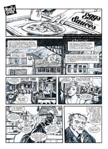 """E' online il trentunesimo episodio di Rusty Dogs, """"Eggs and sauces"""". Ai disegni Davide Garota"""