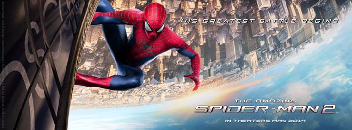 Nuovo banner per The Amazing Spider-Man 2