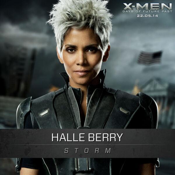 Tempesta nella nuova immagine di X-Men: Giorni di un Futuro Passato