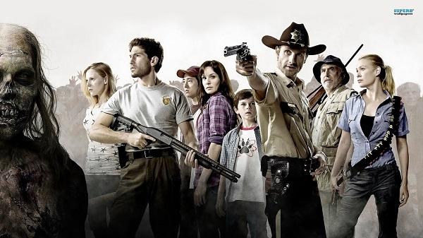 """Saldapress e Fox insieme per il """"The Walking Dead Weekend"""""""