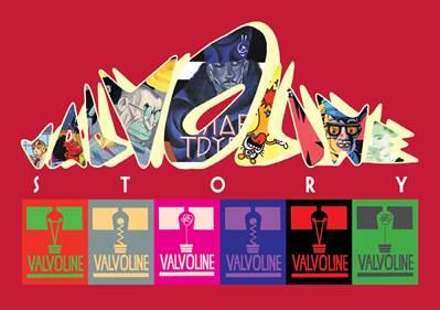 Venerdì 28 febbraio si terrà la conferenza stampa di presentazione della mostra Valvoline Story