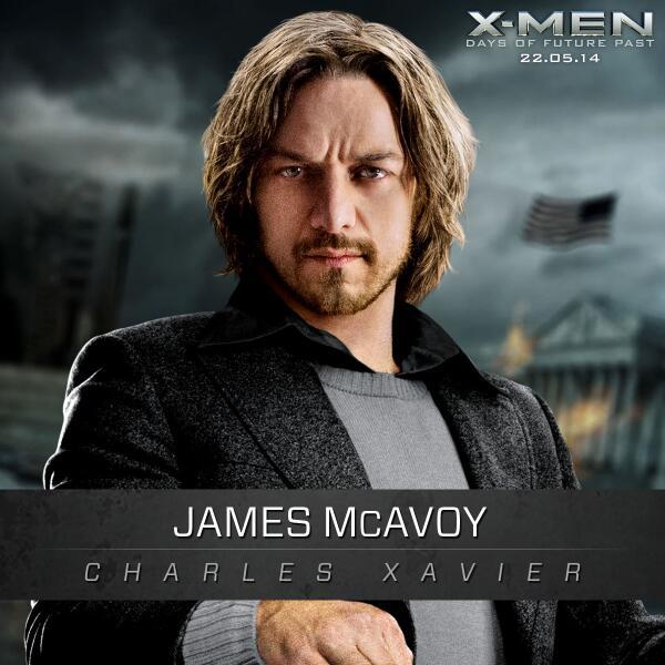 X-Men: Giorni di un Futuro Passato - Nuova immagine di Xavier