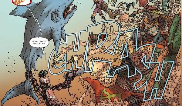 """""""Love me like a Psycho Robot"""" della BookMaker Comics sarà pubblicato in America e in India"""