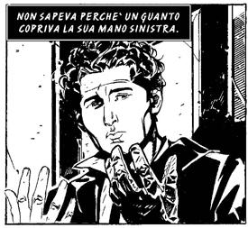 Lukas: Michele Medda, Michele Benevento e il nuovo fumetto di genere di Casa Bonelli