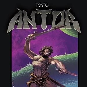 """AART Comics presenta """"Antor"""" un nuovo Sword and Sorcery creato da Andrea Tosto"""