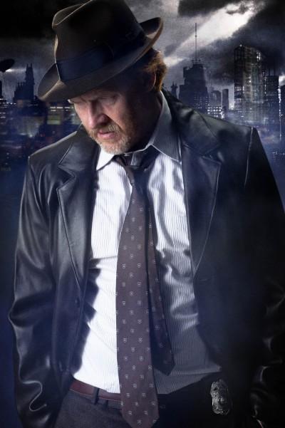 Gotham: prima immagine ufficiale di Harvey Bullock