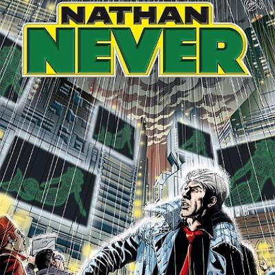 Nathan Never #273 – Le Lacrime della Sirena (Rigamonti, Toffanetti)