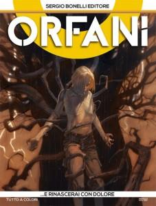 Orfani #6 - ...E rinascerai con dolore (Recchioni, Dell'Edera)