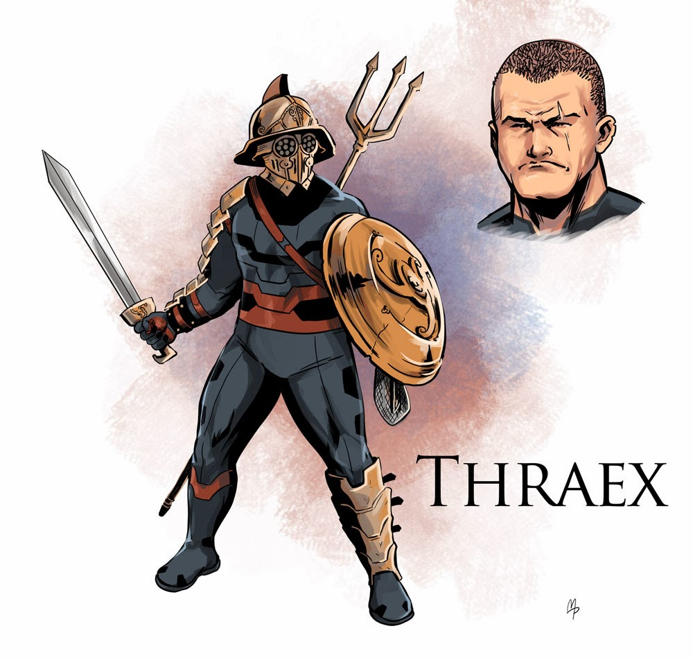 Thraex 1