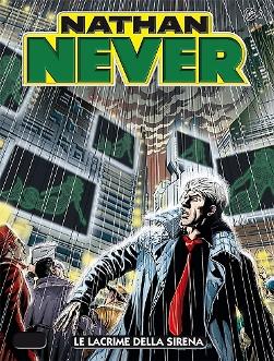 Nathan Never #273 - Le Lacrime della Sirena (Rigamonti, Toffanetti)