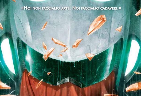 """Da Bao Publishing il primo volume di """"Orfani"""" di Roberto Recchioni e Emiliano Mammucari"""