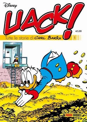 """Panini Comics presenta """"Uack!"""" un nuovo mensile con tutte le storie dei paperi di Carl Barks"""